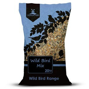 Hutton Mill Wild Bird Mix  - 20 kg