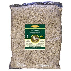 Johnston & Jeff Suet Pellets With Mealworm  - 12.75kg