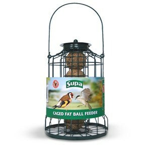 Supa Cage Fat Ball Feeder