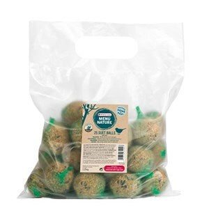Versele-Laga Menu Nature Bag Fatballs x25  - 2.25kg