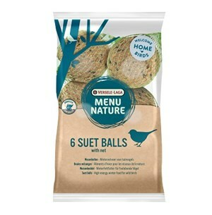 Versele-Laga Menu Nature Fatballs 6x90g x30  - Outer
