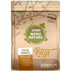 Versele-Laga Menu Nature Peeled Peanuts 5x1kg  -  Outer