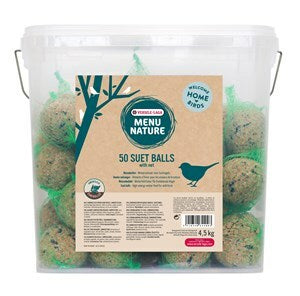 Versele-Laga Menu Nature Tub Fatballs in Nets x50  - 4.5 kg