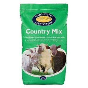 Badminton Country Mix  - 20 kg