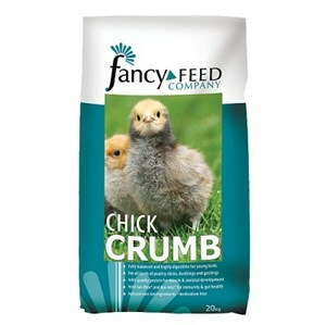 Fancy Feeds Chick Crumbs - 20 kg