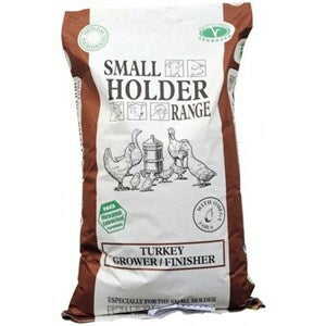 Allen & Page Turkey Grower Finisher Pellets - 20 kg