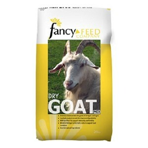 Fancy Feeds Dry Goat Mix - 20 kg