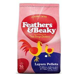 Feathers & Beaky Layers Pellets  - 5 kg