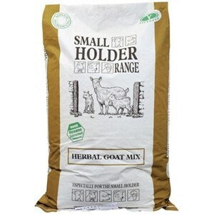 Allen & Page Herbal Goat Mix  - 20 kg