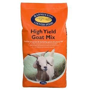 Badminton High Yield Goat Mix  - 20 kg