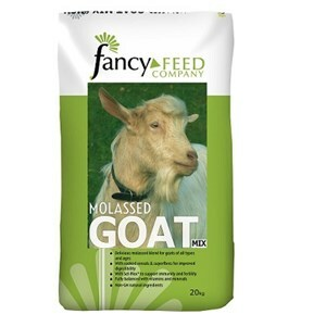 Fancy Feeds Molassed Goat Mix  - 20 kg