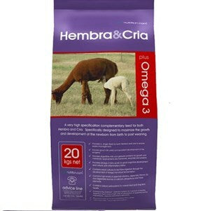 Growell Feeds Hembra & Cria  - 20 kg