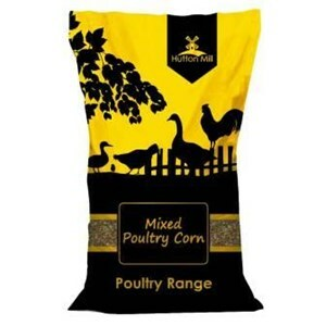Hutton Mill Mixed Poultry Corn - 20 kg