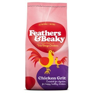 Feathers & Beaky Chicken Grit  - 5 kg