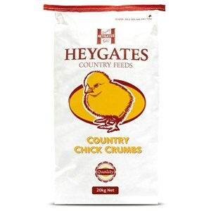 Heygates Country Chick Crumbs  - 20 kg