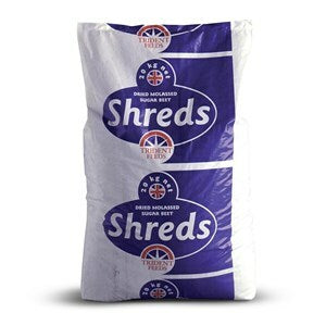 Sugar Beet Shreds (Molassed) - 20 kg