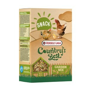 Versele-Laga Country's Best Snack Garden Mix 6x1kg - Outer