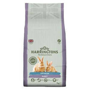 Harringtons Optimum Rabbit 4x2kg - Outer