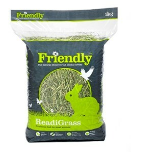 Small Friendly Readigrass 4x1kg  - Outer