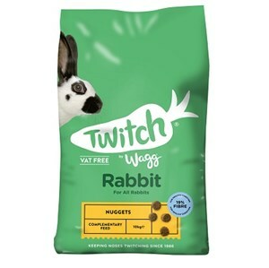 Twitch by Wagg Rabbit  - 10 kg