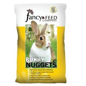 Fancy Feeds Bunny Nuggets  - 10 kg