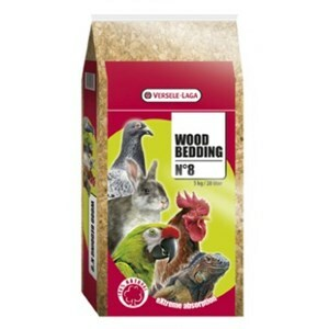 Versele-Laga Bedding Wood No.8 - 5 kg