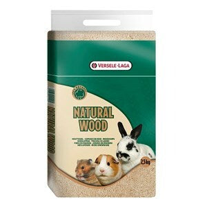 Versele-Laga Natural Wood Woodchips Shavings - 2.5 kg