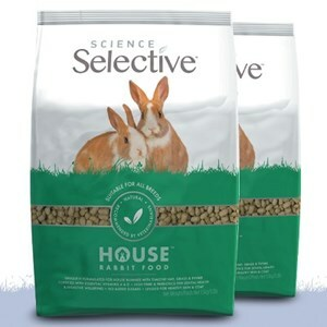 Supreme Science Selective Rabbit House - 1.5 kg