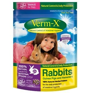 Verm X Nuggets For Rabbits - 180 g