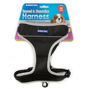 Ancol Travel & Exercise Harness 42-66cm  - Medium