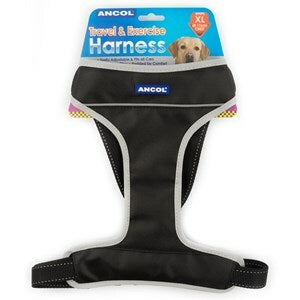 Ancol Travel & Exercise Harness 68-116cm - XL