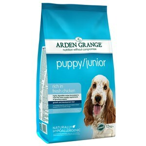 Arden Grange Puppy Junior  - 12 kg