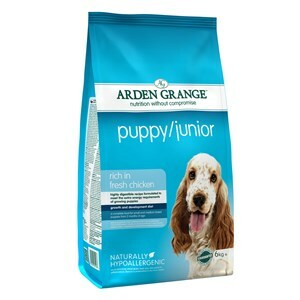 Arden Grange Puppy Junior  - 6 kg
