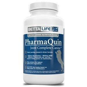 BETTAlife PharmaQuin Joint CompHA Canine - 300 g