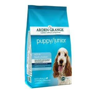 Arden Grange Puppy Junior  - 2 kg