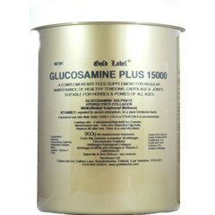 Gold Label Glucosamine Plus 15000  - 900 g