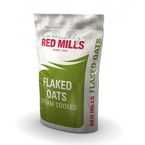 Red Mills Flaked Oats  - 25 kg