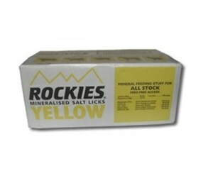 Rockies Yellow 2x10kg  - Outer