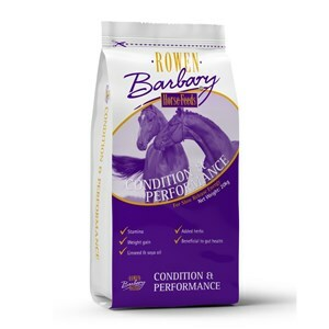 Rowen Barbary Condition & Performance  - 20 kg