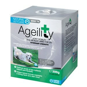 Natural Vet Care Small Dog Ageility  - 150 g