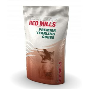 Red Mills Premier Yearling Cubes 18% - 25 kg