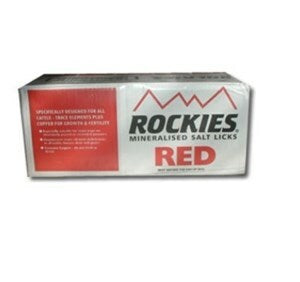Rockies Red 2x10kg - Outer