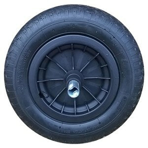 Wheelbarrow Spare Wheel  - Single