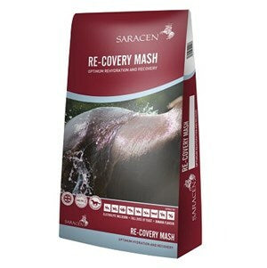 Saracen Re-Covery Mash - 20 kg