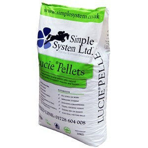 Simple System Organic Lucie Pellets  - 20 kg