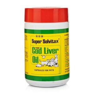 SS Cod Liver Oil Capsules 3x90 - Outer
