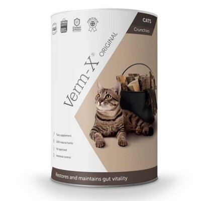 Verm X Treats For Cats - Various Pack Sizes