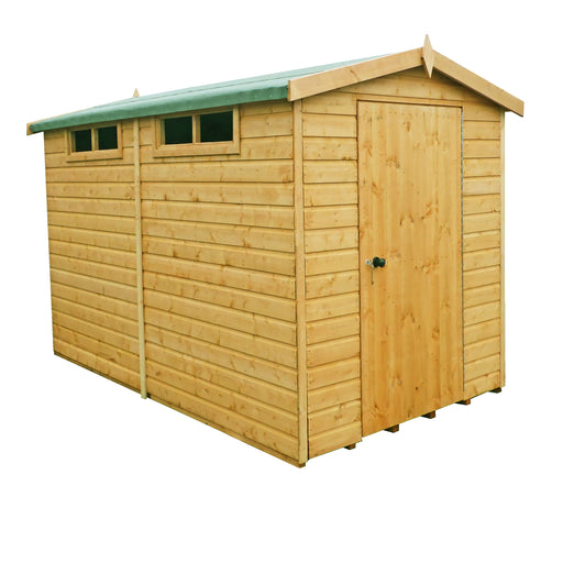 Security Shed Apex 10 x 6