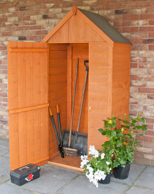 3' x 2' Overlap Tool Store / Small Garden Shed