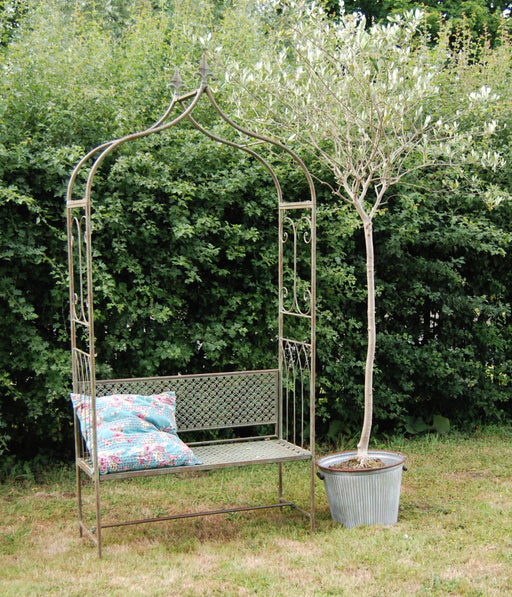 MARLBOROUGH ARBOUR - Antique Blue Rust